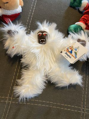 Abominable Snowman Disney bean bag for Sale in Hutto, TX