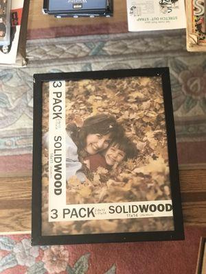 Black wooden frame for Sale in Gaithersburg, MD
