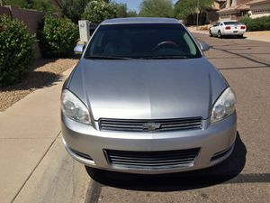 2006 Chevy impala 140000 miles 6 cylinder running good good emissions title rebuilt please no lower buyer ac very cool for Sale in Phoenix, AZ