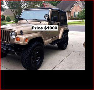 ֆ1OOO Jeep Wrangler for Sale in Vallejo, CA