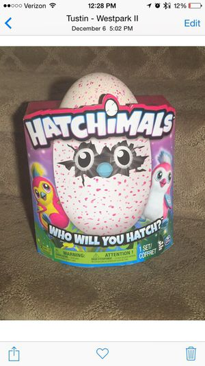 HATCHIMALS: Original Penguala Hatchimal for Sale in HUNTINGTN BCH, CA
