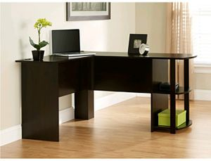 New Large L-Shaped Desk- In Box for Sale in Beaumont, CA