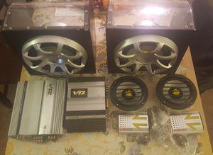 Polk Audio car sound system for Sale in Las Vegas, NV