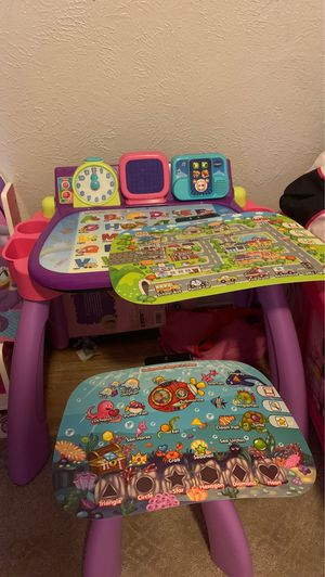 Kids interactive desk for Sale in Mesquite, TX