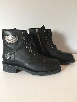 Harley Davidson Women's Boots 7.5 Never Worn for Sale in Oak Lawn, IL