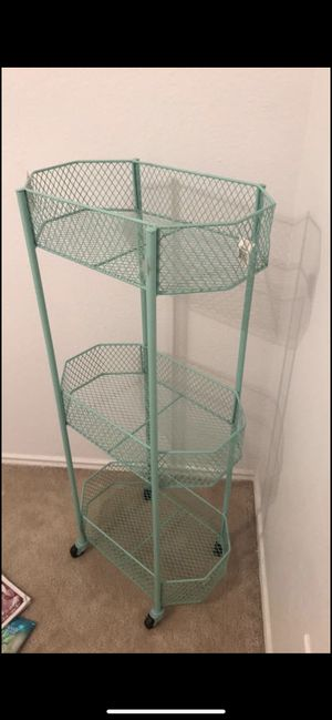 Beauty organizer cart for Sale in Houston, TX