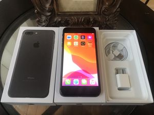 IPHONE 7PLUS 128GB FACTORY UNLOCKED EXCELLENT CONDITION for Sale in Chicago, IL