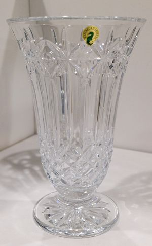 "Waterford Crystal Balmoral 10"" Flower Vase for Sale in Westlake, TX"