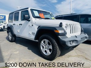 2018 Jeep for Sale in Long Beach, CA
