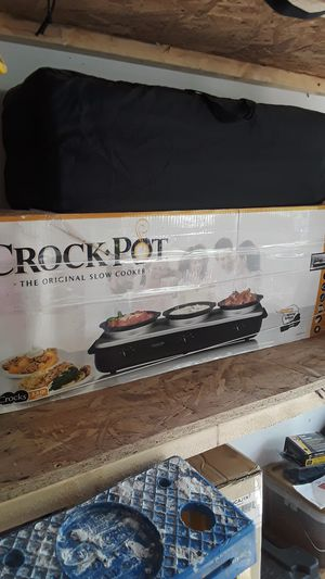 Crockpot Trio for Sale in Humble, TX