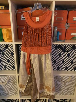 Moana Dress size 7-9 for Sale in Costa Mesa, CA