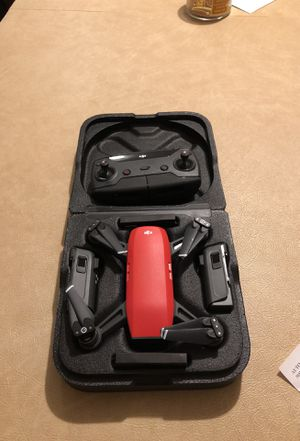 DJI Spark Drone (2 Batteries + Controller) for Sale in Delaware, OH