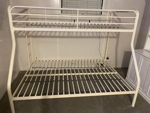 Full size & twin bunk bed for Sale in West Seneca, NY