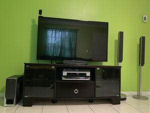 "Pinella 60"" Credenza TV Stand for Sale in Hialeah, FL"