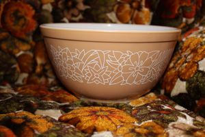 Woodland Pyrex mixing bowl for Sale in Cornelius, OR