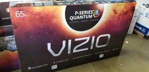 """VIZIO 65"""" P SERIES QUANTUM 4K SMART TV'S PQ65-G1 240HZ 2000 NITS TOP RATED QLED IN BOX TOTAL TAX INCL PRICE PYMT OPT for Sale in Glendale, AZ"""