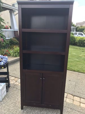 Allen and Roth Bookshelf for Sale in Bonney Lake, WA