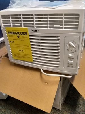 Haier 5000 btu Window Mounted Air Conditioner AC Unit with Fan | HWF05XCR-T for Sale in Spartanburg, SC
