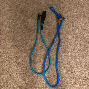 New Blue Dog Leashes for Sale in Riverside, CA