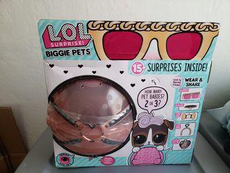 LOL SURPRISE BIGGIE PETS for Sale in Dartmouth,  MA