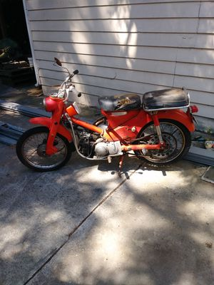 67 Honda Trail 90......project for Sale in Everett, WA