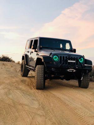 Jeep front bumper for Sale in Moreno Valley, CA