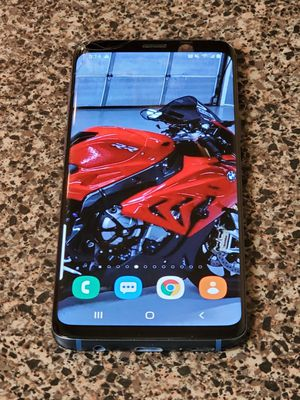 Samsung Galaxy S9 (Blue) for Sale in Princeton, NJ
