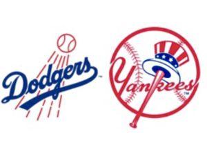 Dodgers VS Yankees for Sale in Montclair, CA
