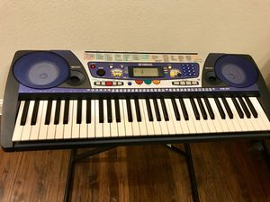 Yamaha PSR 262 Keyboard 61 Keys With Power Adapter for Sale in Frisco, TX