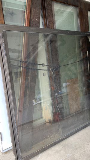 Glass window 62x 63 Smokey tint for Sale in Oregon City, OR