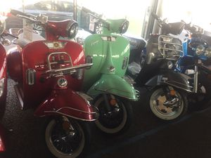 Amigo Bellagio classic 150cc scooter/moped for Sale in Alameda, CA