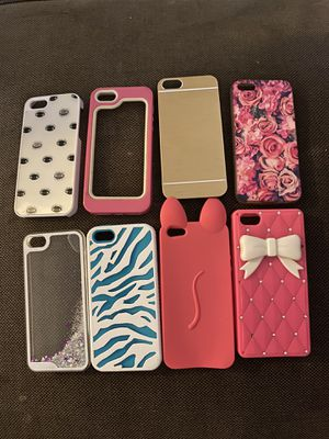 iPhone 5/5s/5se cases for Sale in Covina, CA