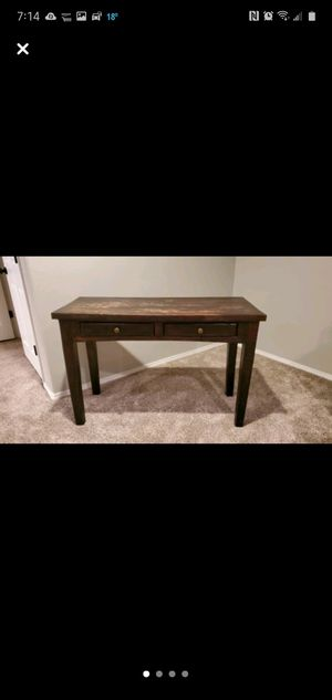 Console Desk for Sale in Beaverton, OR