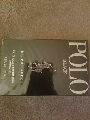Polo Black Men's fragrance .4.2oz for Sale in Philadelphia, PA