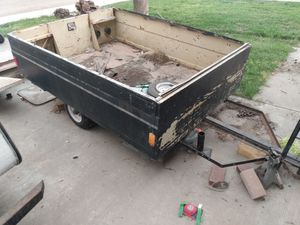 Small utility trailer for Sale in Lemoore, CA