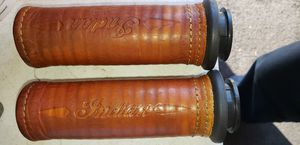 Indian motorcycle leather grips 2017 on up for Sale in Huntington Beach, CA