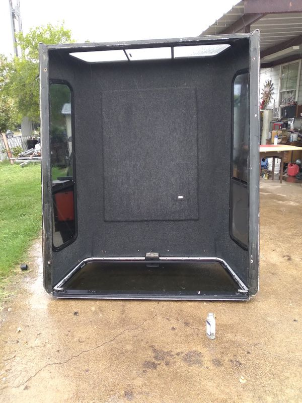 Astro Camper for Long Bed also can be used on short bed some people don't mind the half sz campers on their trucks.