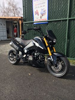 Brand New 125cc Cub (like Grom But Better) for Sale in Joint Base Lewis-McChord,  WA