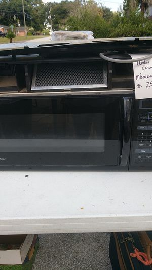 Under counter microwave for Sale in Jacksonville, FL
