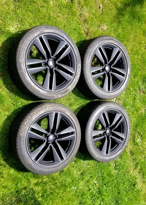 Ford Mustang 19 Inch Wheels Rims OEM & Tires for Sale in Covington, WA