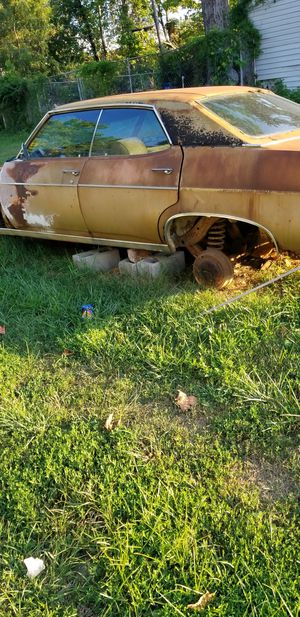 1970 four door Chevy impala for parts for Sale in St. Louis, MO