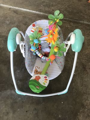 Baby swing for Sale in Mesquite, TX