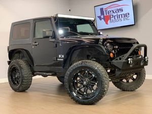 2009 Jeep Wrangler for Sale in Houston, TX
