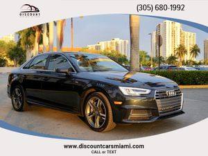2018 Audi A4 for Sale in Opa-locka, FL