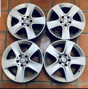 Mercedes Benz 17 Rims Wheels CLA250 for Sale in San Diego, CA