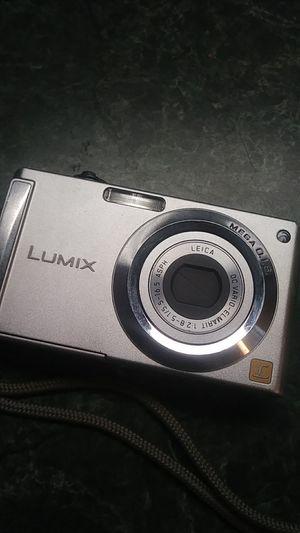 Panasonic digital camera for Sale in West Lafayette, IN