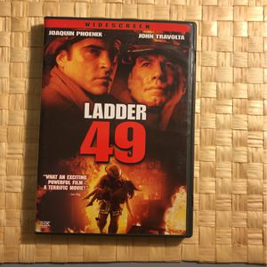 Ladder 49. Movie DVD CD. for Sale in Long Beach, CA