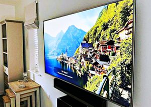 LG 60UF770V Smart TV for Sale in Saffell, AR