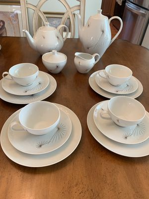 Mid Century Coffee/Tea Set for Sale in Burke, VA