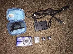 Olympus FE-330 8MP Digital Camera & Accessories for Sale in Metamora, OH